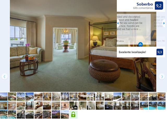Hotel Santa Barbara Inn para ficar em Santa Bárbara
