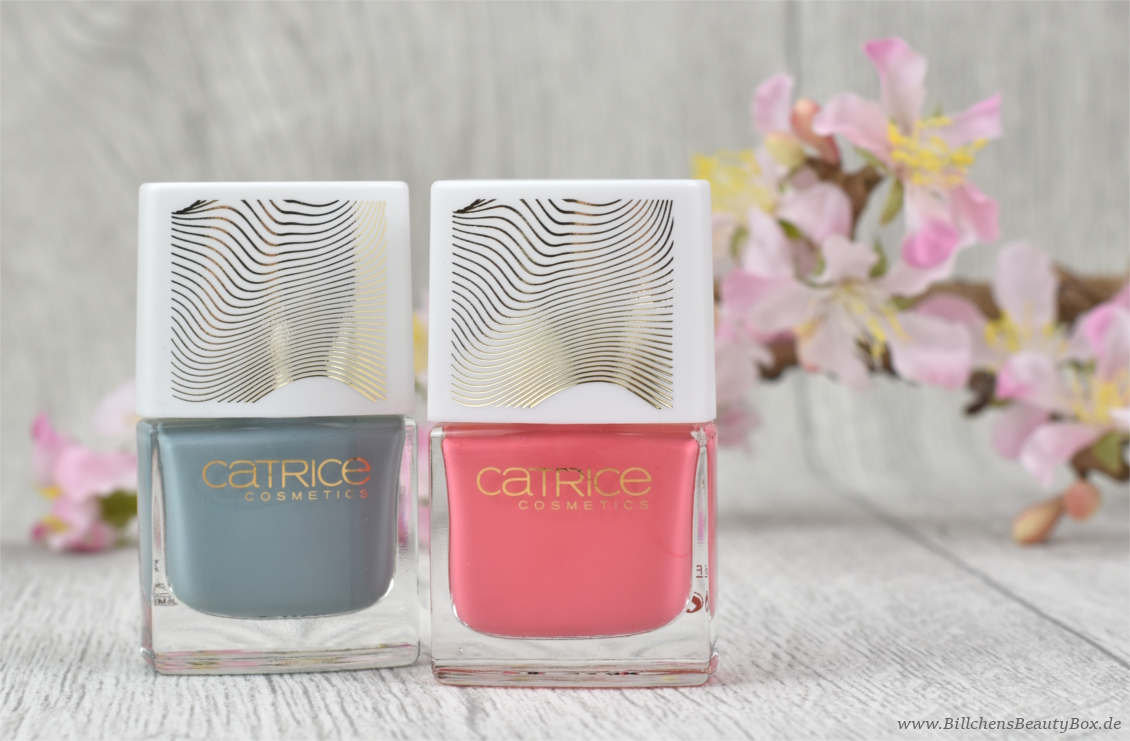 Catrice 'Pulse of Purism' Limited Edition - Nagellack Pure Blues & Pure Hibiscocoon