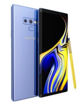 Télécharger Samsung Galaxy Note 9 USB Pilote pour Windows