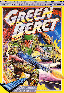 Carátula del casete del Green Beret, Imagine, 1986