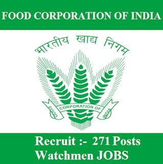 Food Corporation of India, FCI, AP, Andhra Pradesh, Andaman & Nicobar, Telangana, 10th, Watchmen, freejobalert, Sarkari Naukri, Latest Jobs, fci logo