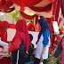 Meriahkan HUT Kemerdekaan RI ke 73, Warga Tukum Lumajang Adakan Jalan Santai dan Bazar