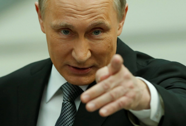 """PUTIN to United Nation's Human Rights Group:"""" Get out of the Philippines OR I will Finish you ALL!"""
