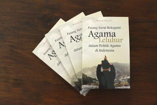E-Book: Pasang Surut Rekognisi Agama Leluhur