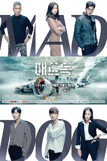 Sinopsis Mad Dog {Drama Korea}