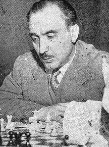 el ajedrecista Jaume Lladó