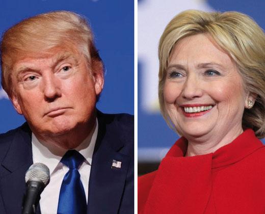 Votación anticipada en EEUU da ventaja a Hillary Clinton