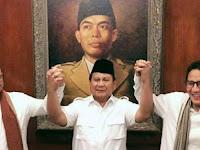 """Prabowo Lagi Asyik Pidato, Tiba-Tiba ada Teriakan """"Makar!"""""""