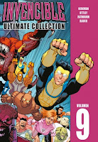 Invencible Ultimate Collection vol. 9