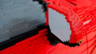 TOYOTA CAMRY LEGO PAPER - Modern Moto Magazine