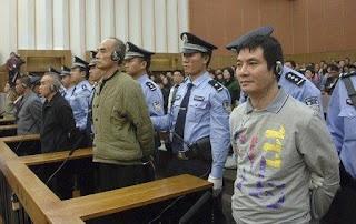 Phiên tòa xét xử các bị can trong vụ thảm sát 13 thủy thủ