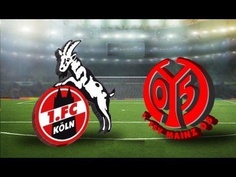 FC Koln vs Mainz Full Match And Highlights
