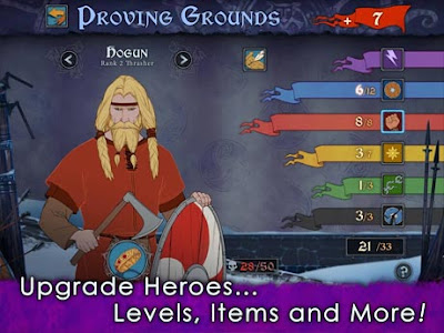 The Banner Saga APK+DATA
