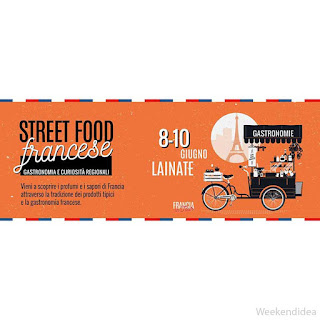 Street Food Francese 8-9-10 giugno Lainate (MI)