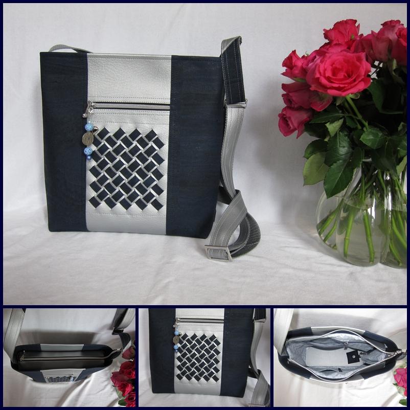 Sticken und Nähen - Taschen und Täschchen
