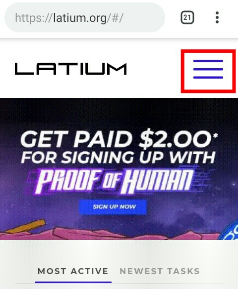Latium Site Update News.  মাত্র ২ মিনিট কাজ করে ৭০ টাকা ইনকাম একদম খুব সহজে। সবাই পাবেন।