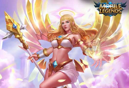 Rafaela Mobile Legends Wallpaper