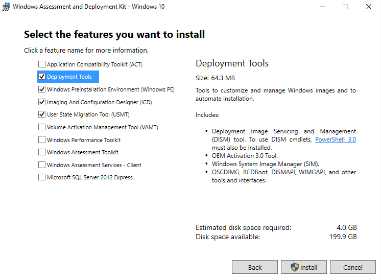 Unit34 co: Enhancing WDS with the Microsoft Deployment