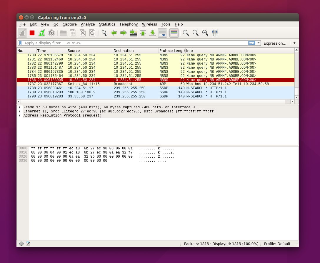 Wireshark 2 0 1 Released, Install on Ubuntu and Linux Mint