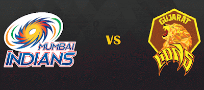 MI vs GL IPL 2017 Match 16