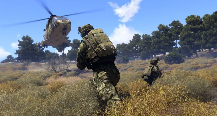 ARMA 3 Apex PC Full Español