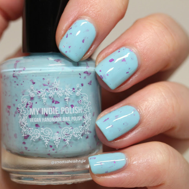 My Indie Polish Bubblegum Ice Cream Sugar Rush Polish Pickup February 2018