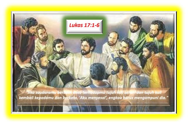 Lukas (17:1-6)