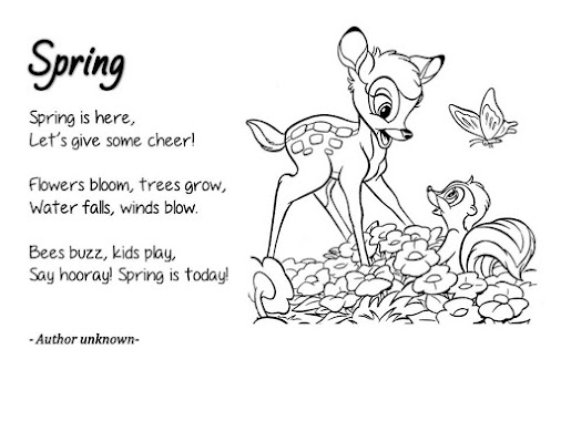 spring season essay for kids webquest creative teaching
