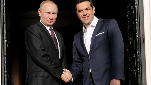 """Και ξαφνικά... Ελληνορωσικός διπλωματικός """"πόλεμος"""""""