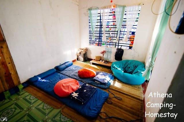 Homestay Athena Camping siêu cấp tình thơ, ngỡ ngàng tại đảo Bé - Lý Sơn