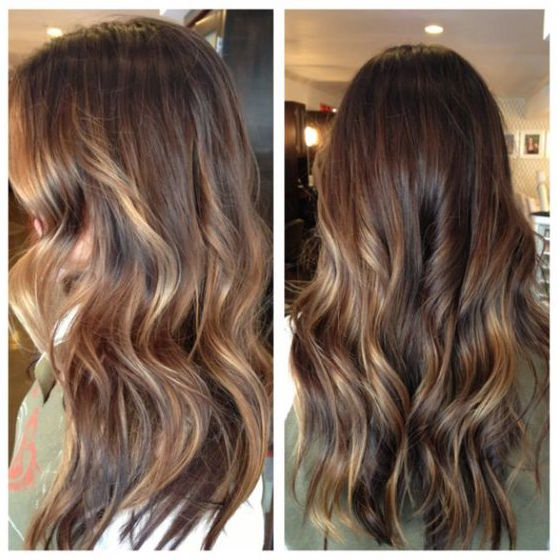 9 hottest balayage hair highlights ideas 2