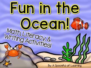 Ocean Fun! Part Two