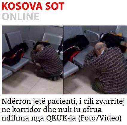 Kosova Sot, Shpifje, Shpifës, Lajme