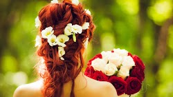Bride's Bouquet. Wedding Picture