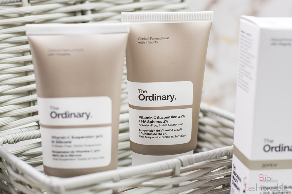 The Ordinary Vitamin C Suspension 23% HA Spheres 2% nah