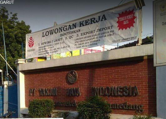 Loker PT. Yakjin Jaya Indonesia