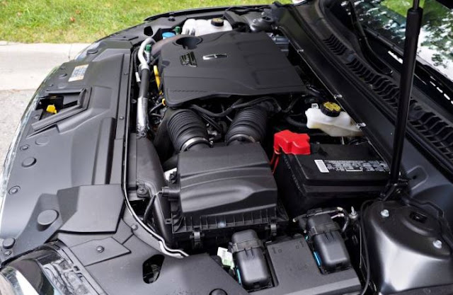 2017 Lincoln MKZ 3.0T AWD ENGINE