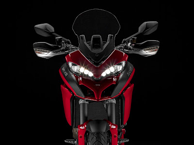 2016 Ducati Multistrada 1200 Enduro Adventure Touring Bike Hd Pictures front look