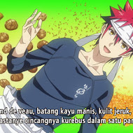 Shokugeki no Souma Season 3 Episode 12 END Subtitle Indonesia