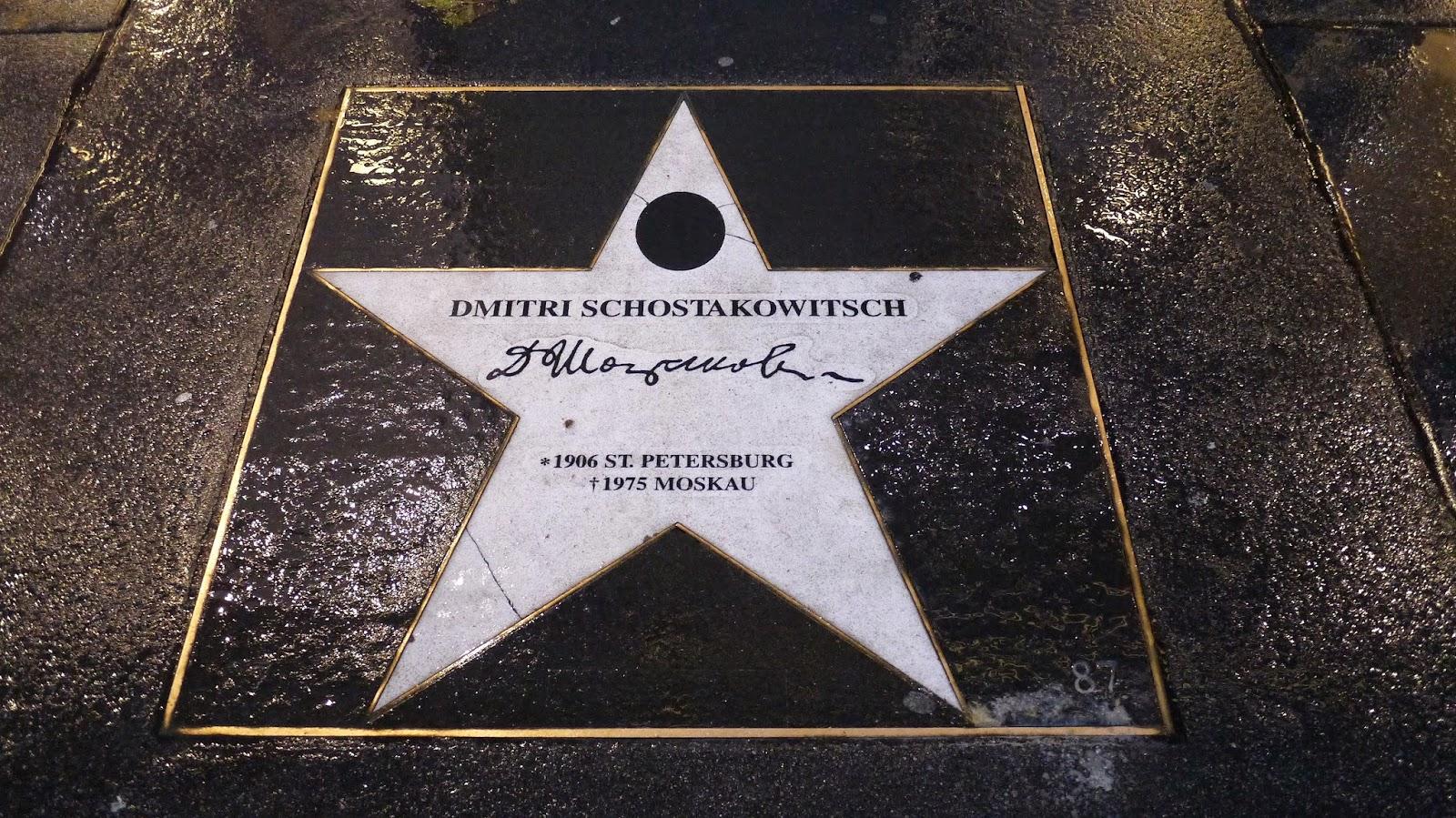 Schostakowitsch star Vienna