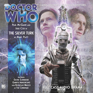Doctor Who The Silver Turk