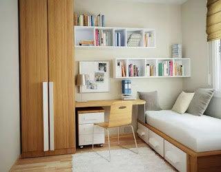 desain kamar minimalis sederhana