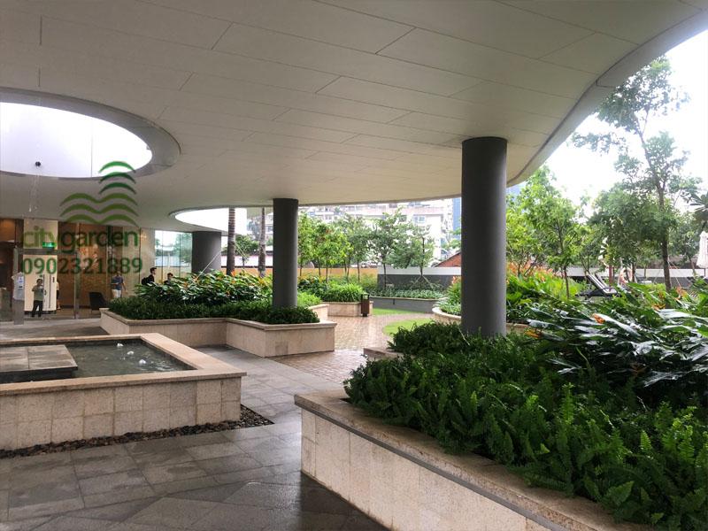 chịu bán lỗ căn hộ city garden quận Bình Thạnh