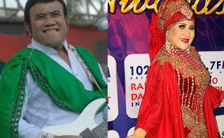 Rhoma Irama Feat Elvy Sukaesih