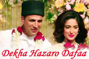 Dekha Hazaro Dafaa