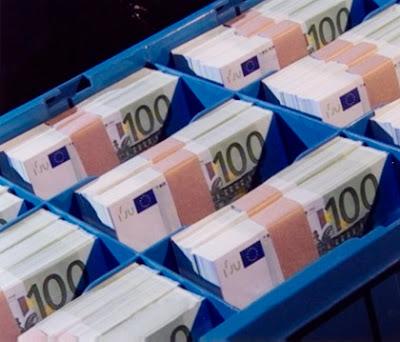 © Europäische Zentralbank (Bundesbank Pressematerial/Rund ums Bargeld)