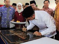 Menteri Agama Lukman Hakim Resmikan Gedung Kembar IAIN Salatiga