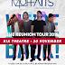 The Moffatts Reunion Tour in Manila on November 30
