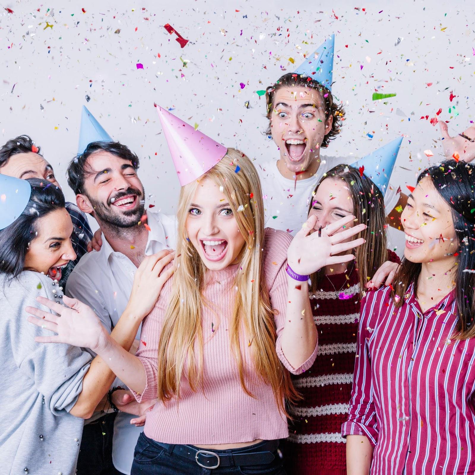 Festa surpresa | Troll - Soluções para eventos