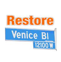 Restore Venice Blvd logo